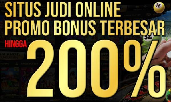 Situs Judi Bonus Terbesar di Indonesia