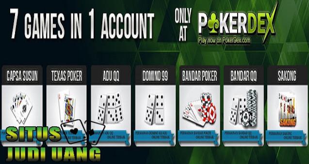pokerdex agen judi aman